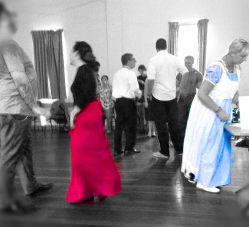 Regency dancing 1